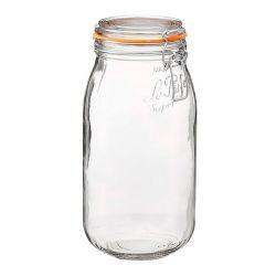 Tarro de cristal hermético Jars Le Parfait - 3000 ml