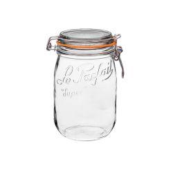 Tarro de cristal hermético Jars Le Parfait - 1000 ml