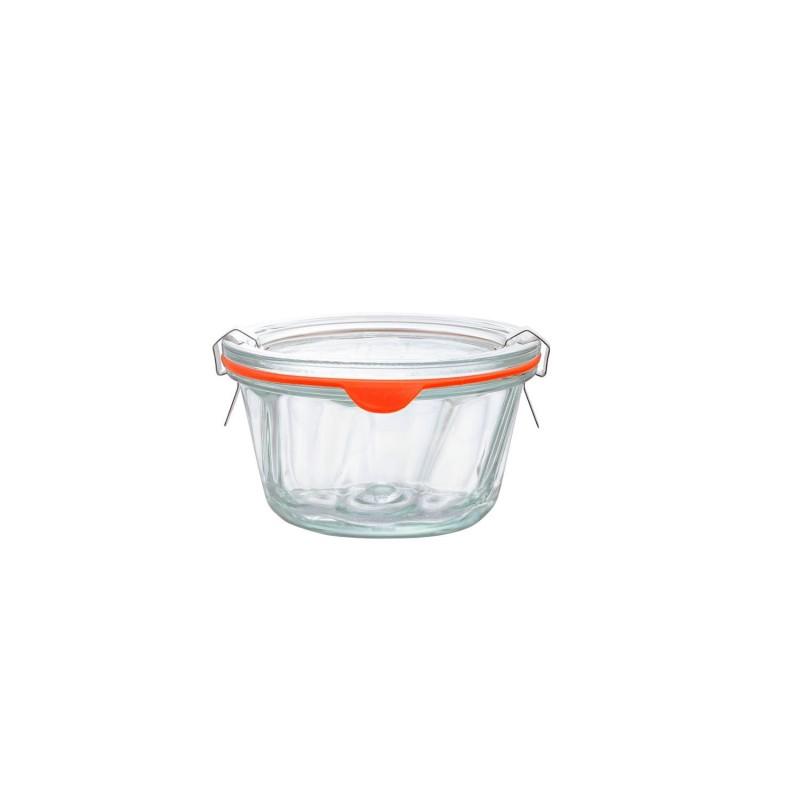 Tarro de vidrio para hornear Weck - 280 ml