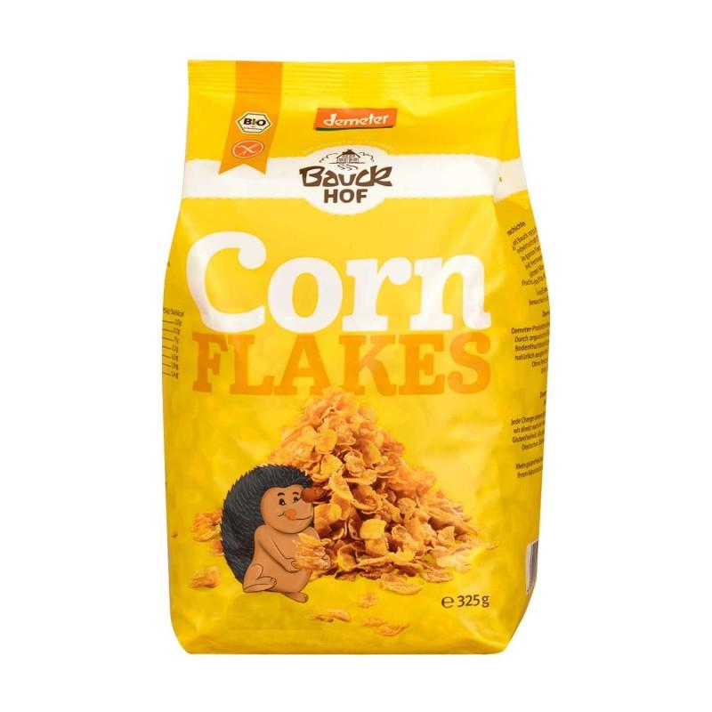 Corn flakes de maíz