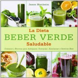 "Libro ""Beber verde"" - Jason Manheim"