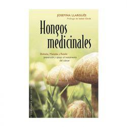 """Libro """"Hongos medicinales"""" - Josefina Llargués"""