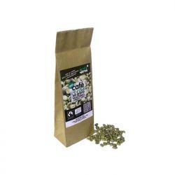 Café verde crudo ecológico