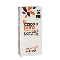 Cacao puro desgrasado ecológico