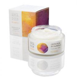 Crema facial de caléndula - Amapola Biocosmetics