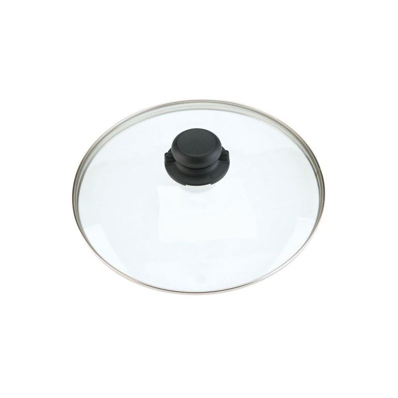 Tapas de cristal de seguridad, con regulador de vapor - Skk