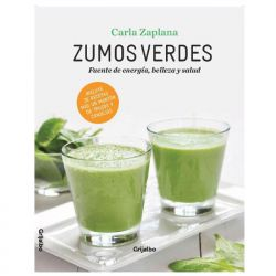 "Libro ""Zumos verdes"" - Carla Zaplana"