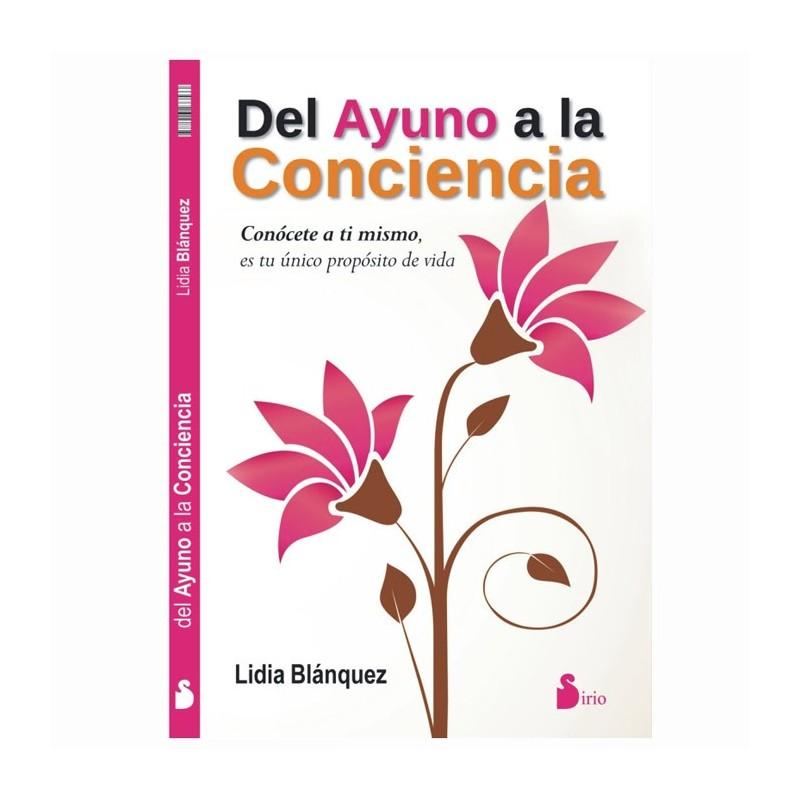 """Libro """"Del ayuno a la conciencia"""" - Lídia Blànquez"""