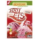 Helado de fresa - Biovegan