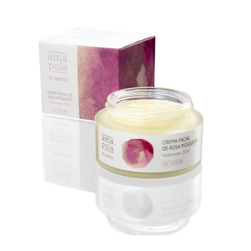 Crema de rosa mosqueta - cosmética natural