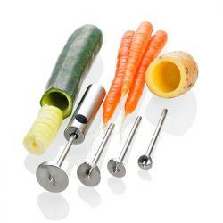 Vaciador de frutas y verduras