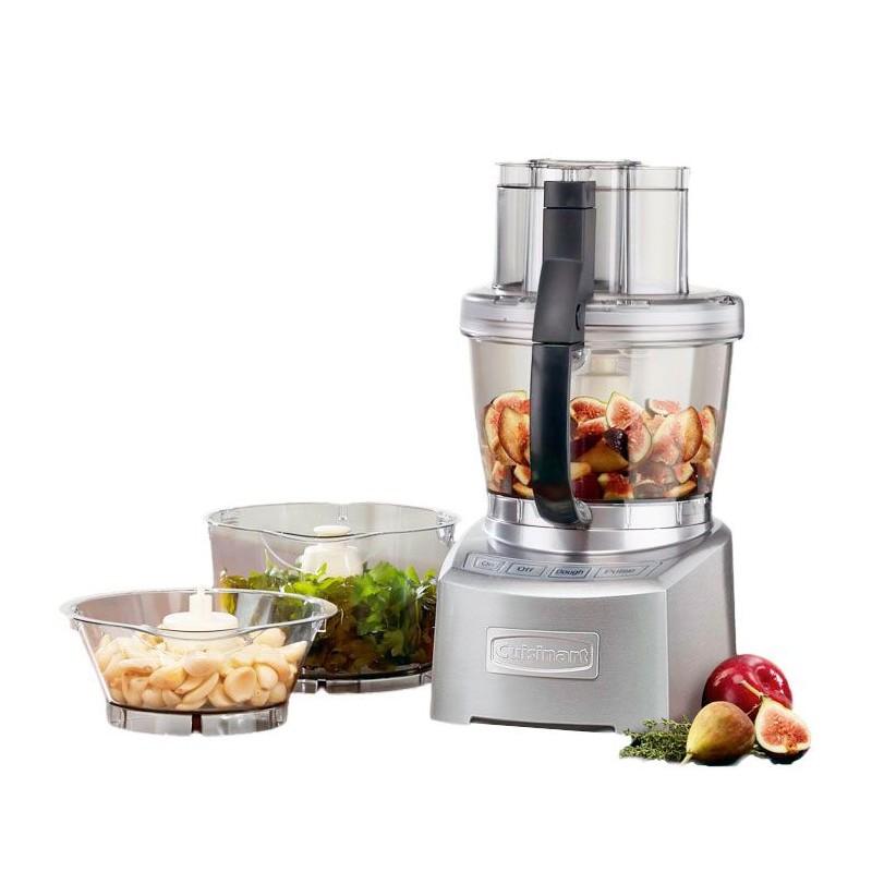 Cuisinart Elite  Cup Food Processor Vs Breville Food Processor