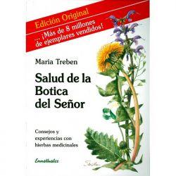 """Libro """"Salud de la botica del señor"""" - Maria Treben"""