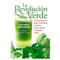 """Libro """"La revolución verde"""" - Victoria Boutenko"""