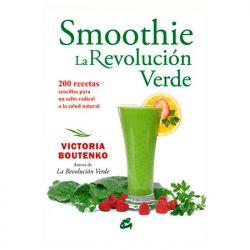 "Libro ""Smoothie, la revolución verde"" - Victoria Boutenko"