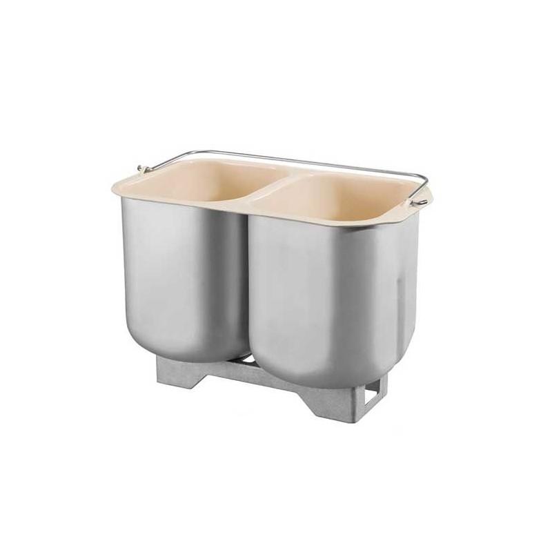 Molde cerámica doble panificadora 68511 Extra - Unold