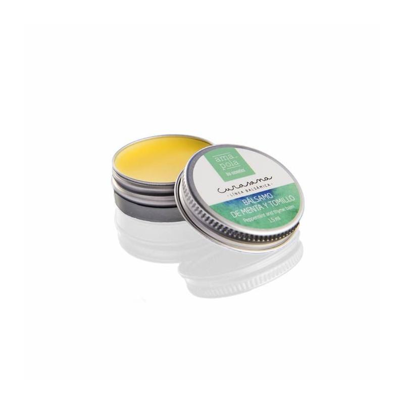 Bálsamo labial de caléndula y miel - cosmética natural
