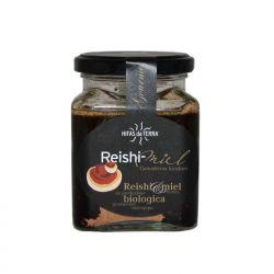 Miel de castaño con seta Reishi