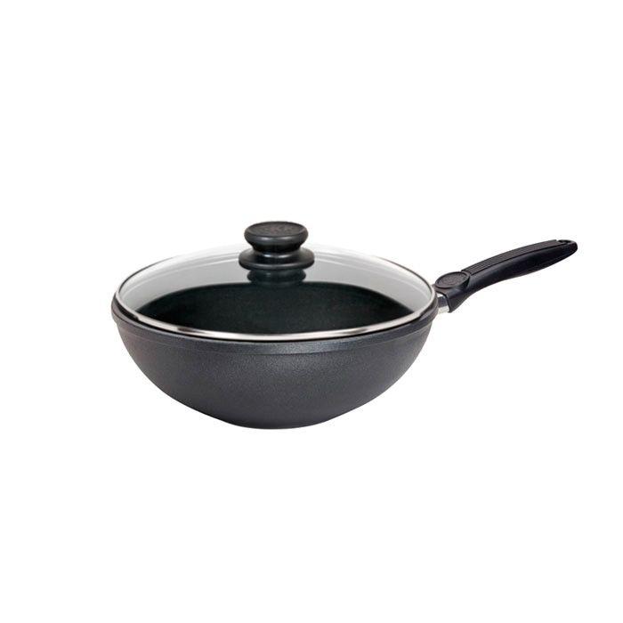 Wok peque o skk antiadherente libre de t xicos - Cocinar con wok en vitroceramica ...