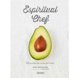"""Libro """"Espiritual Chef"""" - Javier Medvedovsky"""