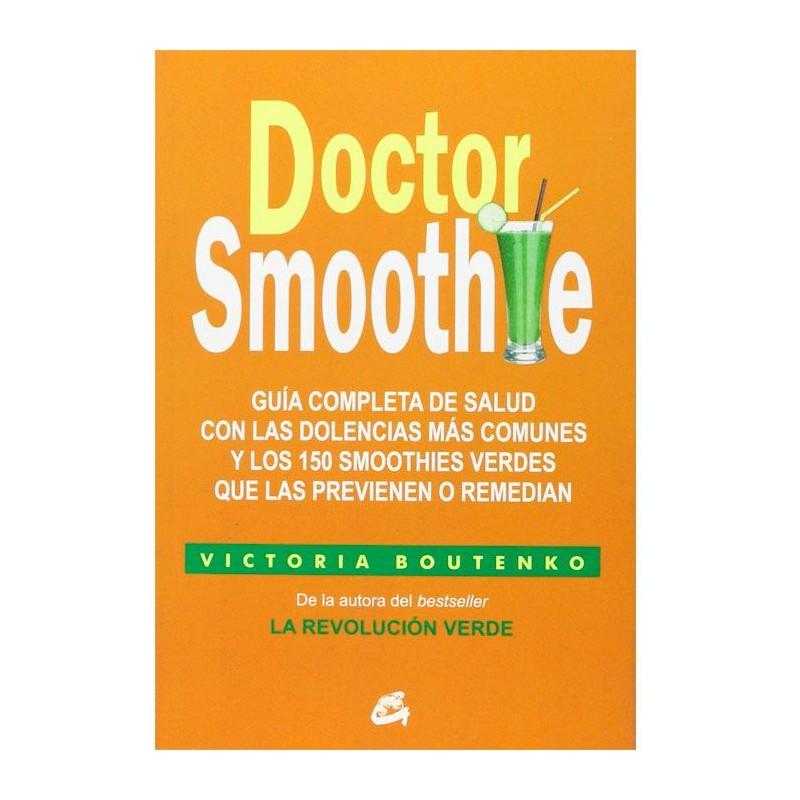"Libro ""Doctor Smoothie"" - Victoria Boutenko"