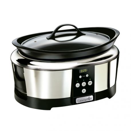 Olla de cocción lenta digital 5,7 l - Crock Pot