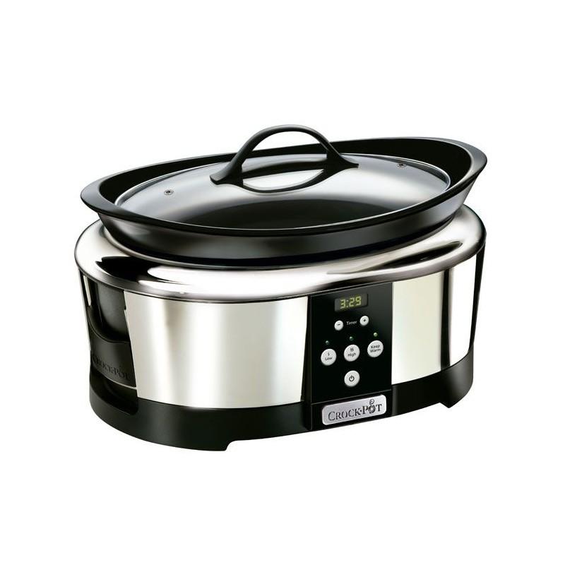 Olla de cocción lenta digital 5,7 l - Crock Pot