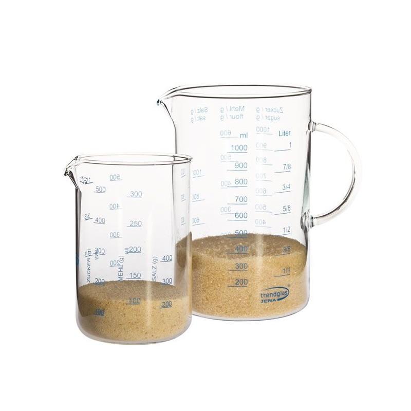 Set de jarras medidoras
