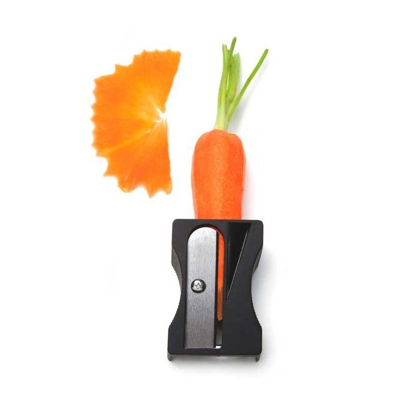 Espirilizador sacapuntas zanahorias Karoto