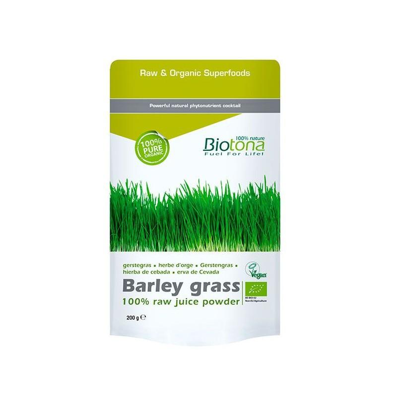 hierba de cebada