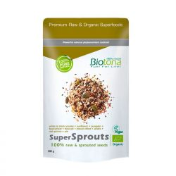 SuperSprouts - Mezcla de semillas germinadas