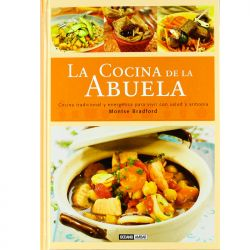 "Libro ""La cocina de la Abuela"" - Montse Bradford"