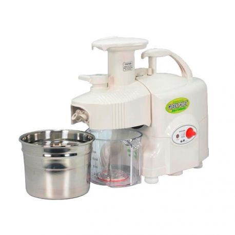 Extractor de zumos Greenpower Kempo  Exclusive PRO blanco