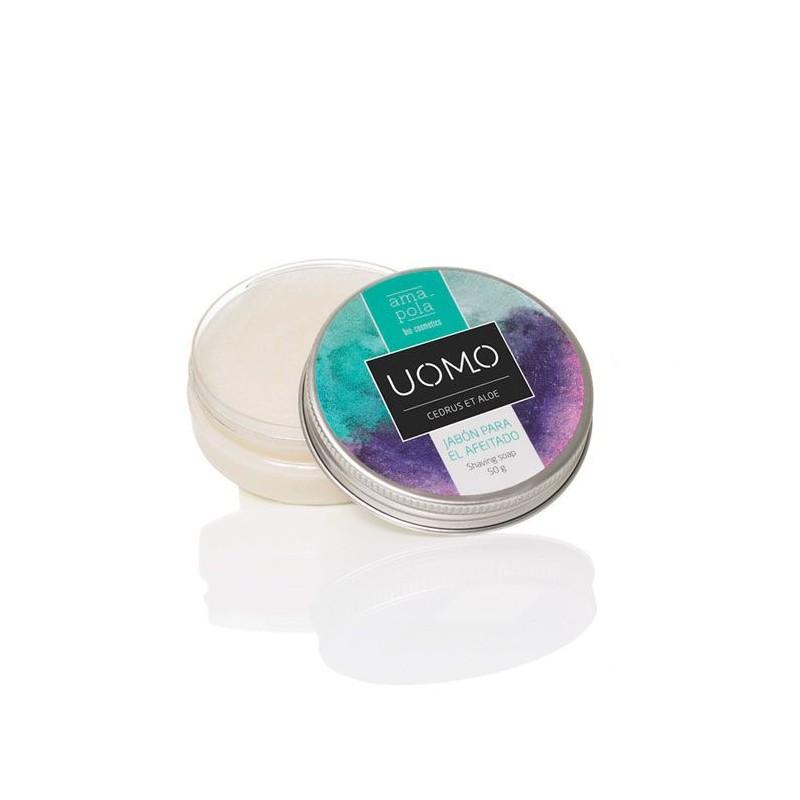 Jabón para el afeitado - Cosmética Natural