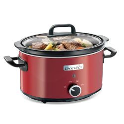 Crock Pot 3,5 litros, sin temporizador