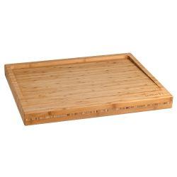 Tabla de cocina de bambú, de 2 caras