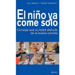 """Libro """"El niño ya come solo"""" - Gill Rapley"""