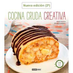 """Libro """"Cocina cruda creativa"""" - Mercè Passola"""