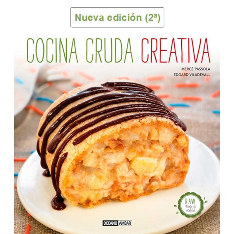 """Libro """"Cocina cruda creativa"""" - Merce Passola"""