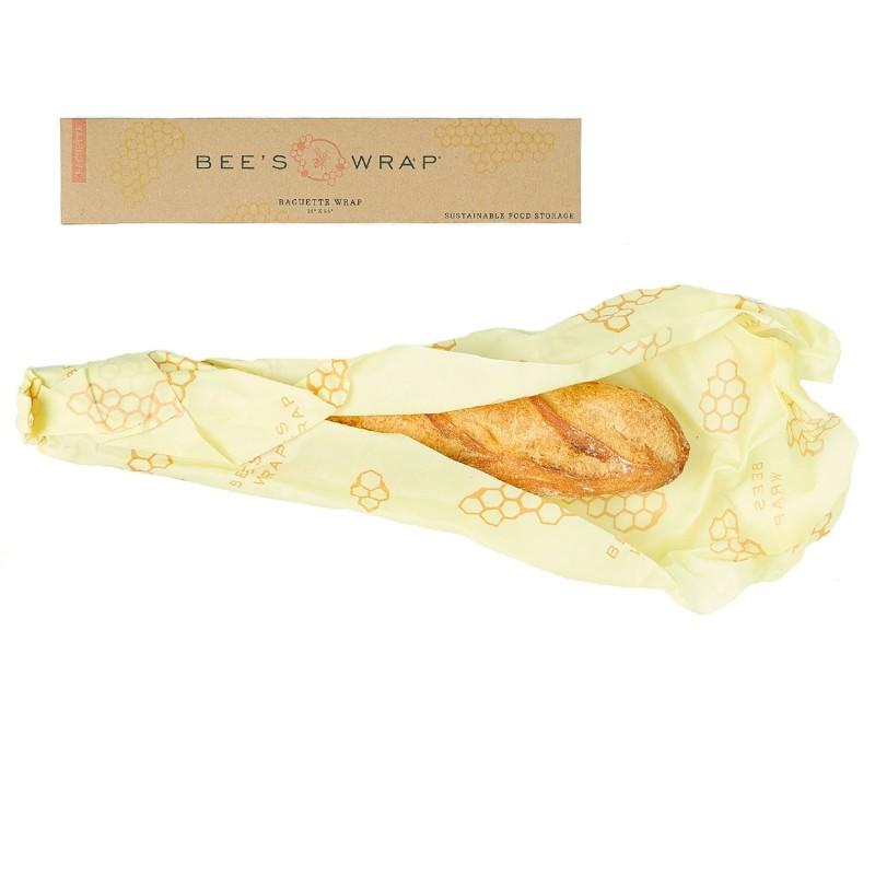 Bee's Wrap envoltorio de cera de abeja baguette