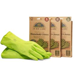 Guantes de látex ecológicos - If you care