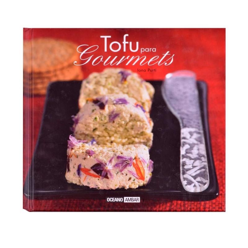 "Libro ""Tofu para gourmets"" - Iona Purtí"