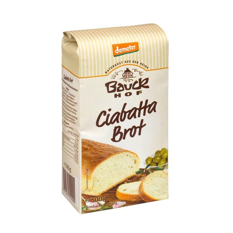 Pan chapata de trigo, ecológico y biodinámico - Bauckhof