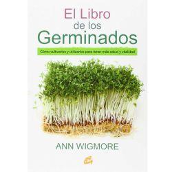 """Libro """"Libro de los germinados"""" - Ann Wigmore"""
