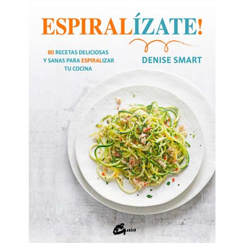 "Libro ""Espiralízate"" - Denise Smart"