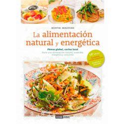 """Libro """"La alimentación natural y energética"""" - Montse Bradford"""