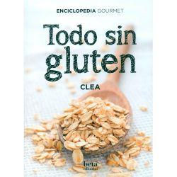 "Libro ""Todo sin gluten"" - Clea"