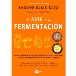 """Libro """"El arte de la fermentación"""" - Sandor Ellix Katz"""