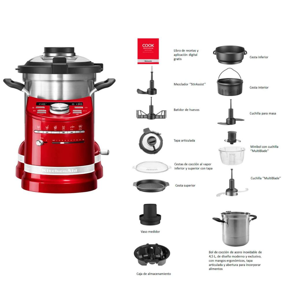 kitchen aid outlet with 1574 Procesador Cocina Artisan Kitchenaid on Rosle Food Mill additionally Fotos content further 1574 Procesador Cocina Artisan Kitchenaid moreover Kitchenaid Mixers On Sale as well Old Luxaire Wiring Schematic.