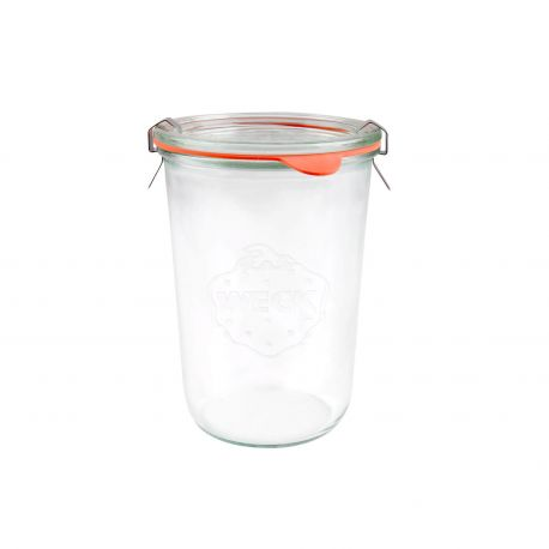 Tarro de vidrio para conserva Weck - 850 ml